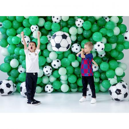 Balon Folie Minge Fotbal - 40 cm2