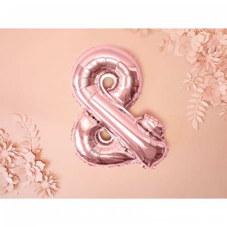 Balon Folie & Roz, 35 cm1