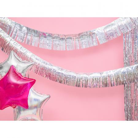 Balon Folie Stea, Iridescent - 48 cm2