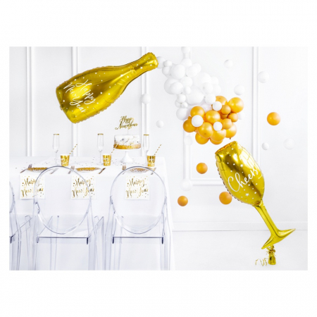 Balon Folie Sticla Sampanie - 32x82 cm [5]