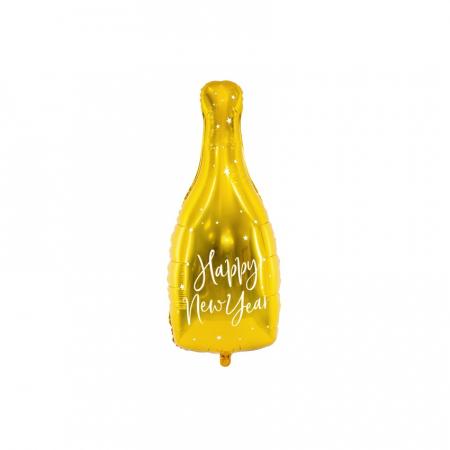 Balon Folie Sticla Sampanie - 32x82 cm [3]