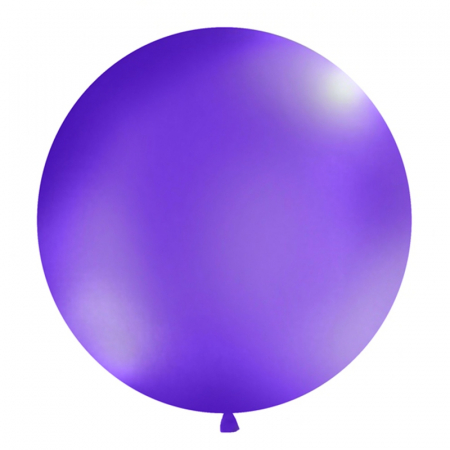 Balon Jumbo Mov - 100 cm0