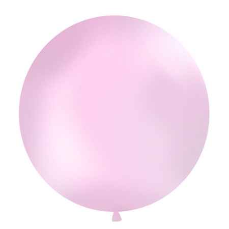 Balon Jumbo Roz - 100 cm0