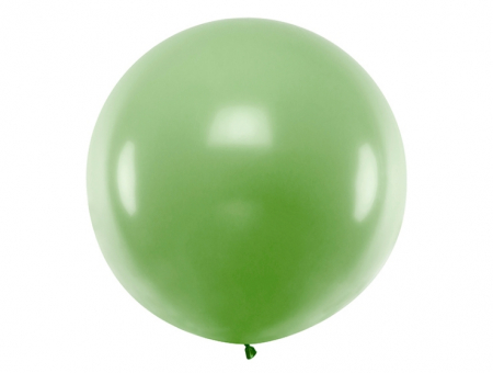 Balon Jumbo Verde Pastel - 100 cm [1]