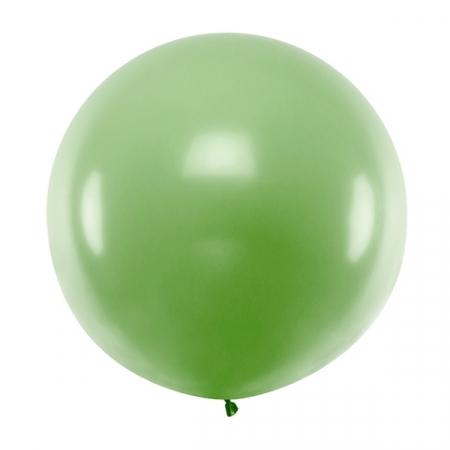 Balon Jumbo Verde Pastel - 100 cm [0]