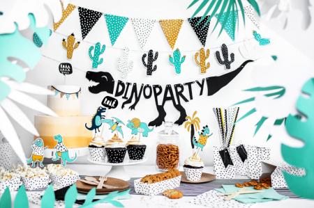 Banner Dinozaur, Dino Party [2]