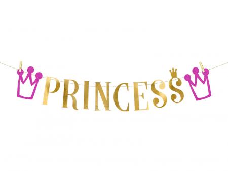 Banner Princess, auriu0