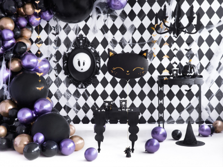 Set 3 Baloane Halloween Fosforescente - 27 cm [2]