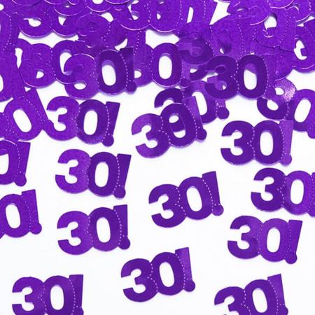 Confetti metalice 30, Mov [0]