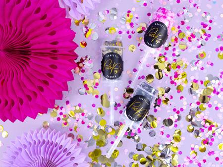 Confetti Push Pop, Argintiu2