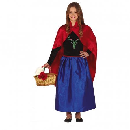 Costum Anna Frozen, 5-6 ani0