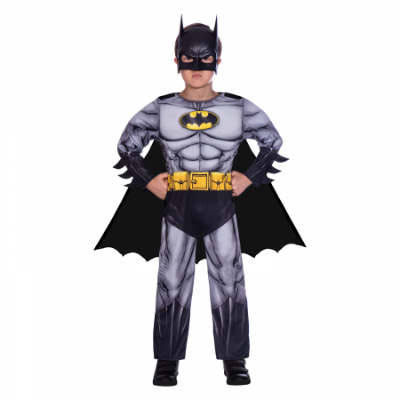 Costum Batman 6 - 8 ani