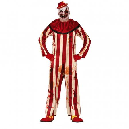 Costum Clown Horror - marimea L [0]