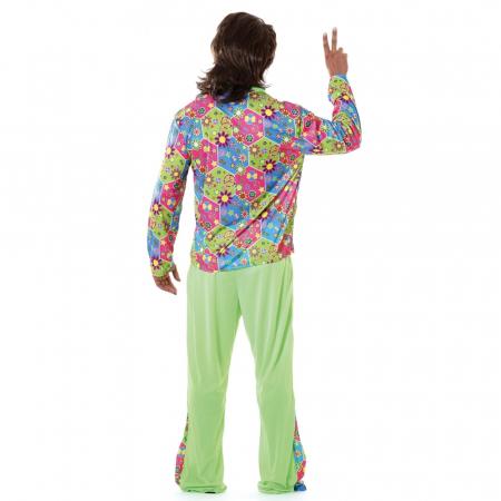 Costum Hippie Marimea XL [1]