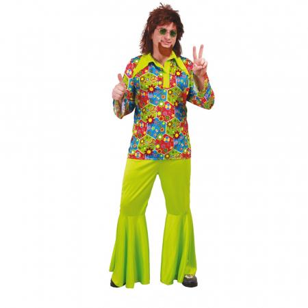 Costum Hippie Marimea XL [0]