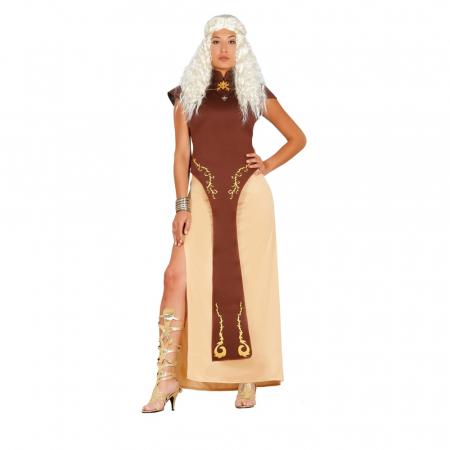 Costum Regina Dragonilor Urzeala Tronurilor - Marimea M0