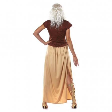Costum Regina Dragonilor Urzeala Tronurilor - Marimea M1