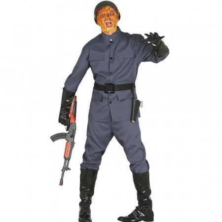 Costum Soldat Zombi - marimea M [0]