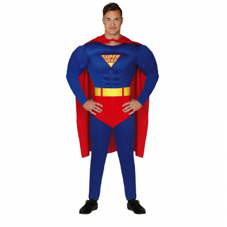 Costum Super Erou Marimea M [0]