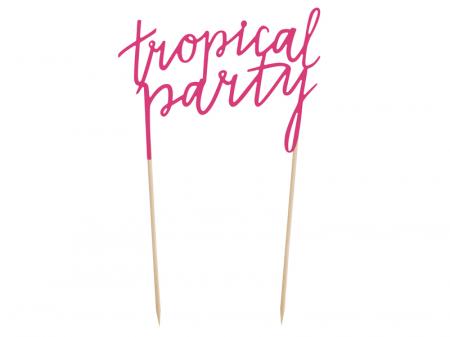 Decoratiune - Tropical Party [0]