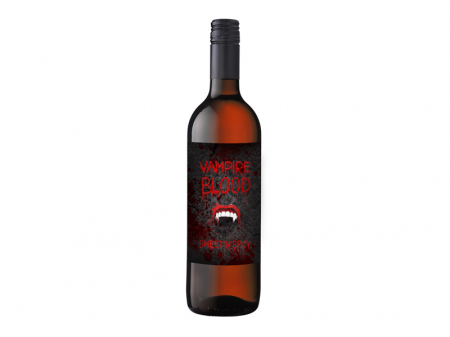 Etichete Sticle Vampire Blood2