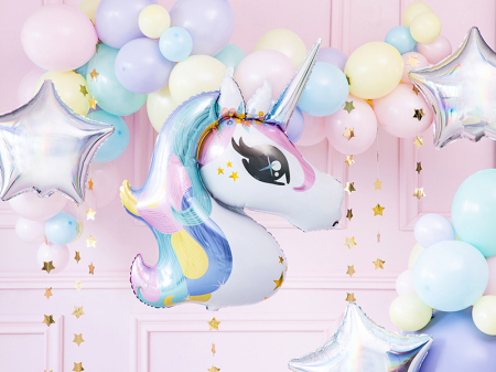 Balon Folie Unicorn1