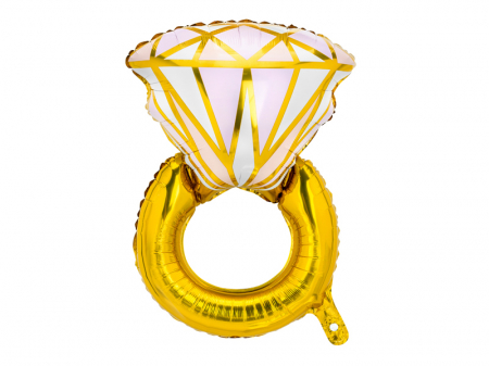 Balon Folie Inel - 53x40 cm [0]