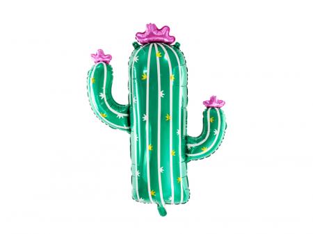 Balon Folie Cactus - 60x82 cm0