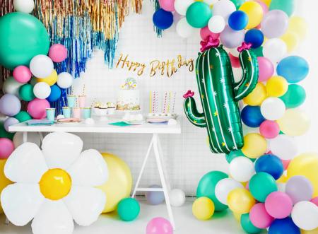 Balon Folie Cactus - 60x82 cm3
