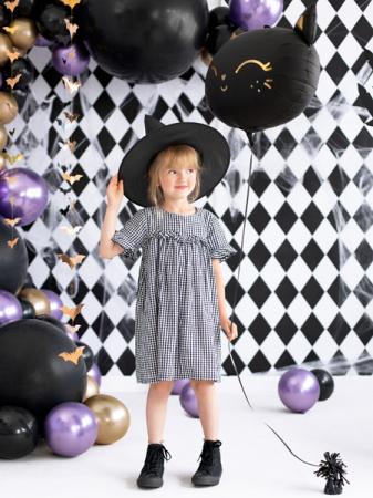 Balon Folie Pisica, Negru - 48x36 cm [5]