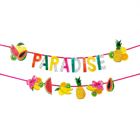 Ghirlanda Fructe Tropicale [0]
