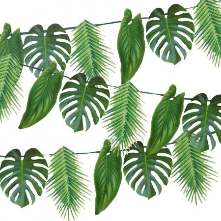 Ghirlanda Frunze Palmier - 150 cm0