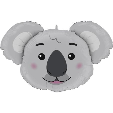Balon Folie Cap Koala - 94 cm [0]