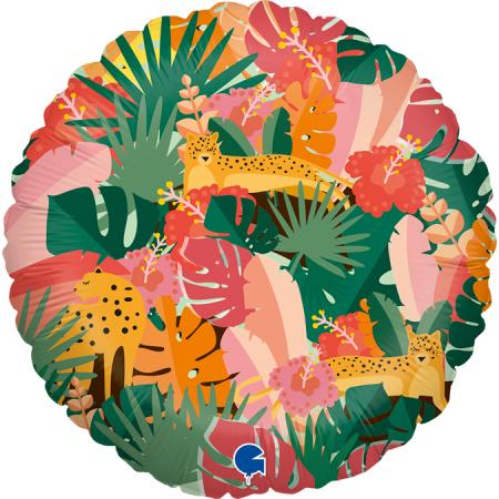 Balon Folie Jungla Tropicala - 46 cm [0]