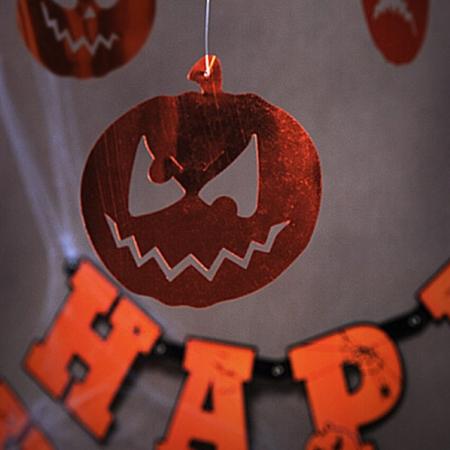 Ghirlande Halloween, dovleci2