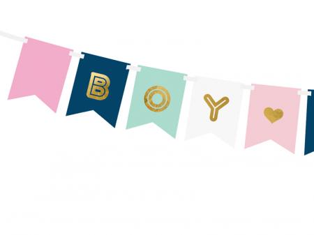 Banner Boy or Girl Gender Reveal1