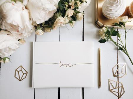 Guest Book - Love2