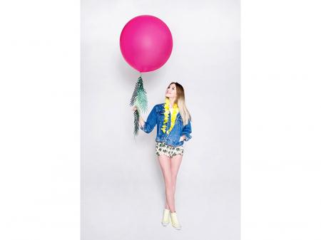 Balon Jumbo Fucsia - 100 cm [4]