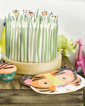 Set 5 Lumanari Party Animals2