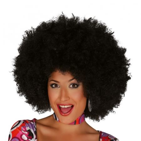 Peruca Afro Extra