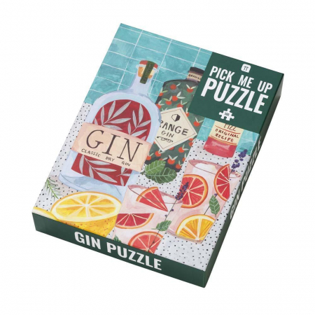 Puzzle Gin - 500 Piese0