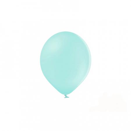Set 10 Baloane Albastru Pastel - 27 cm [0]