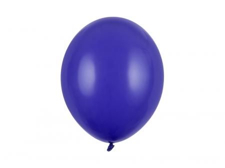Set 10 Baloane Albastru Royal Pastel - 30 cm [0]