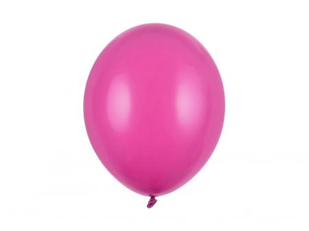 Set 10 Baloane Roz Aprins Pastel - 30 cm [0]