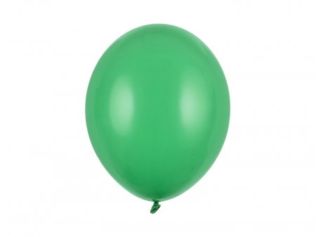 Set 10 Baloane Verde Smarald Pastel - 30 cm [0]