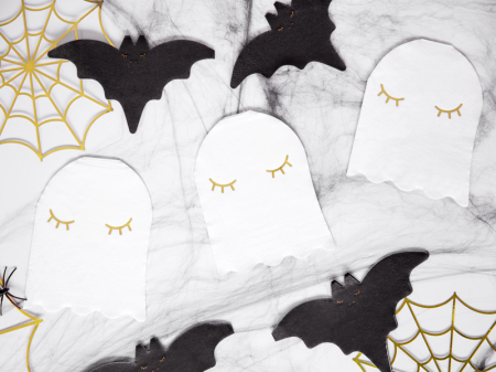Set 20 Servetele Liliac2
