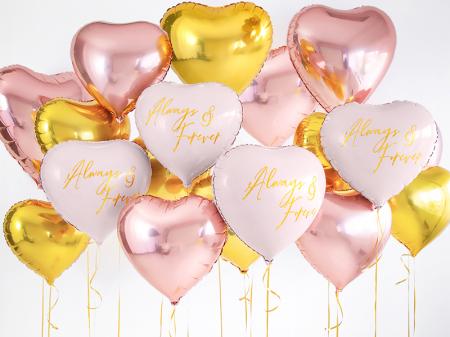Set 6 Baloane Aniversare 10 ani - 30 cm6