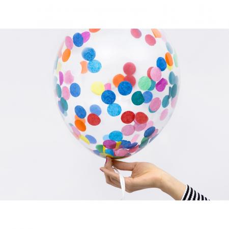 Set 6 Baloane cu Confetti [1]