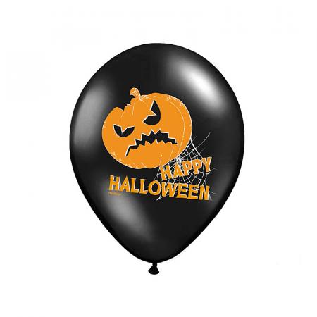 Set 6 Baloane Halloween - 30 cm0