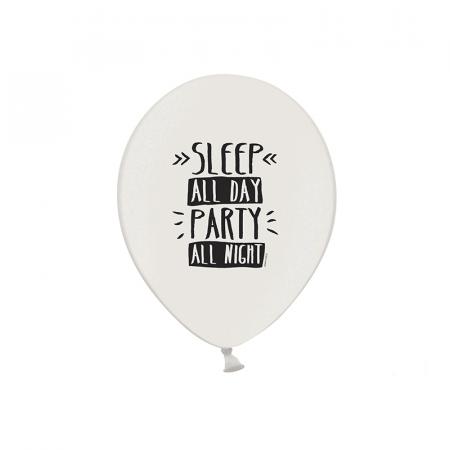 Set 6 Baloane Party - 30 cm5